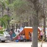 Acampada Camping Don Horacio En Pehuen Co Buenos Aires
