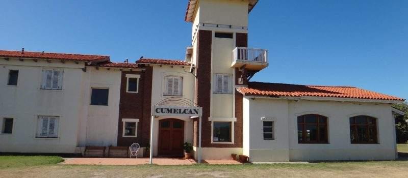Hotel Cumelcan en Pehuen Có Buenos Aires Argentina