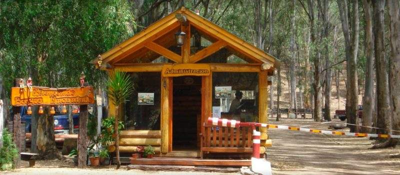 Camping Bosque Encantado en Pehuen Có Buenos Aires Argentina