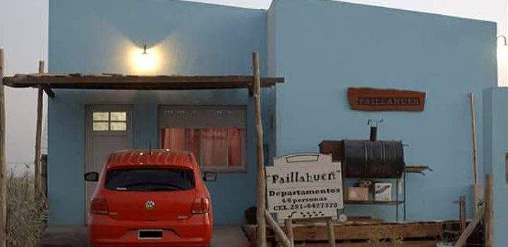 Alquiler de Casa Paillahuen en Pehuen Có Buenos Aires Argentina