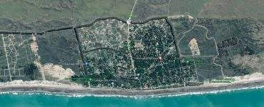 MAPA de Pehuen Có y sus Calles, ¿Dónde Queda y Cómo Llegar?