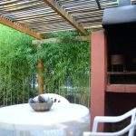 Parrilla patio