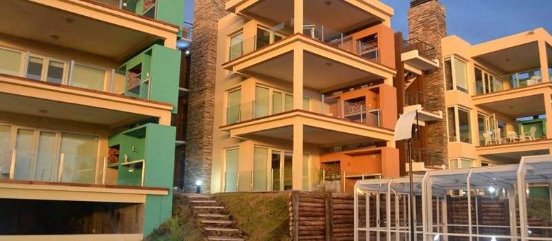 Aparthotel Terrazas De Mar en Pehuen Có Buenos Aires Argentina